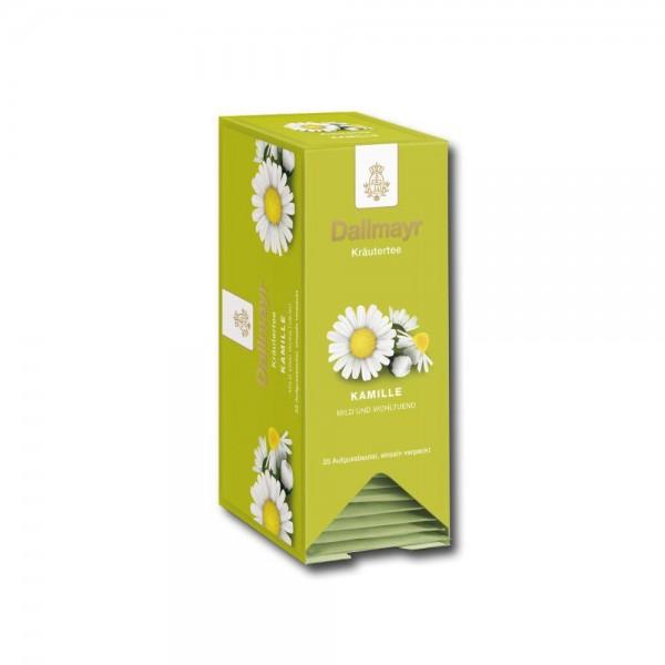 Kamillen Tee-Aufgussbeutel Dallmayr