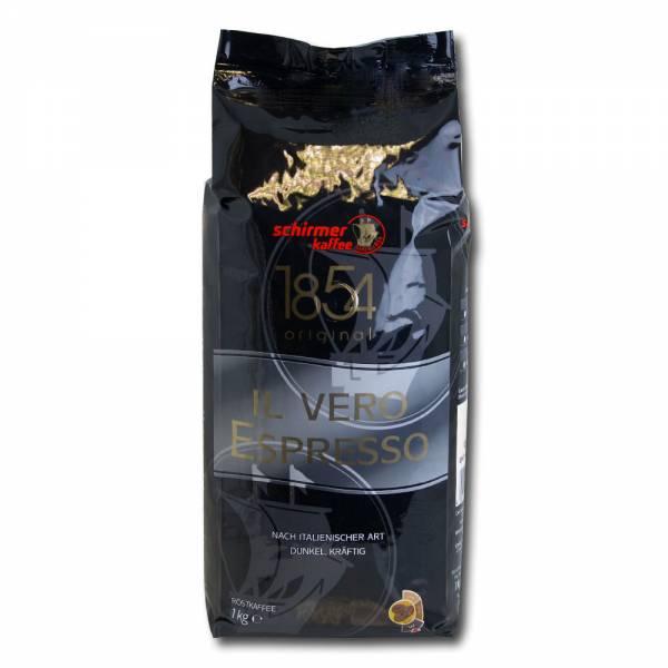 Schirmer Espresso Il Vero - 1kg Kaffee
