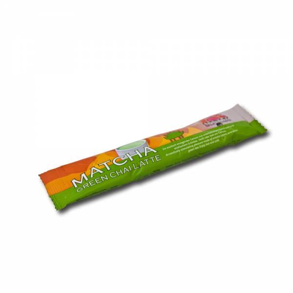 Chaipur - Matcha Green Chai Latte Tassenportion
