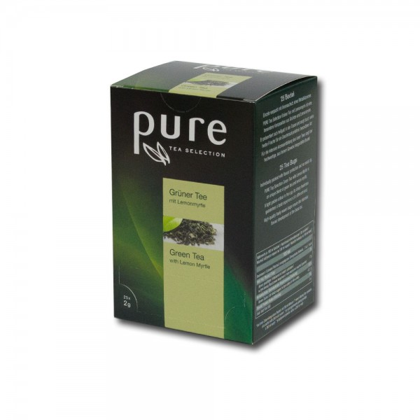 Pure Tea Selection Grüner Tee mit Lemonmyrthe