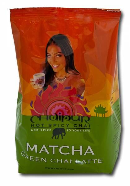 Chaipur - Matcha Green Chai Latte 500g Beutel