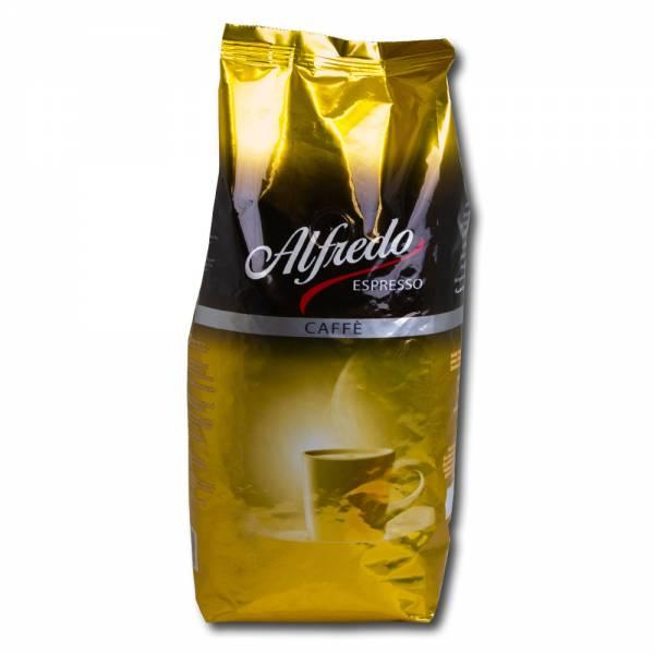 Alfredo Cafe Creme 1kg Kaffee in ganzen Bohnen
