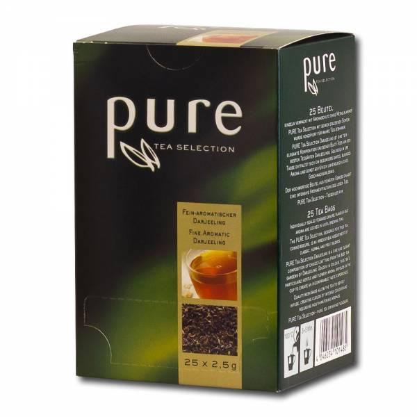 Pure Tee fein aromatischer Darjeeling