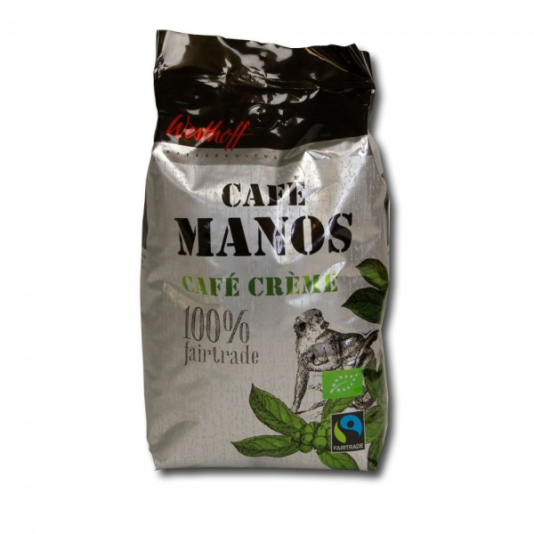 Westhoff Manos Cafe Creme Fairtrade Bio