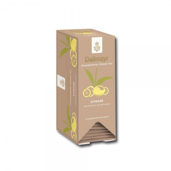 Dallmayr Grüner Tee Zitrone