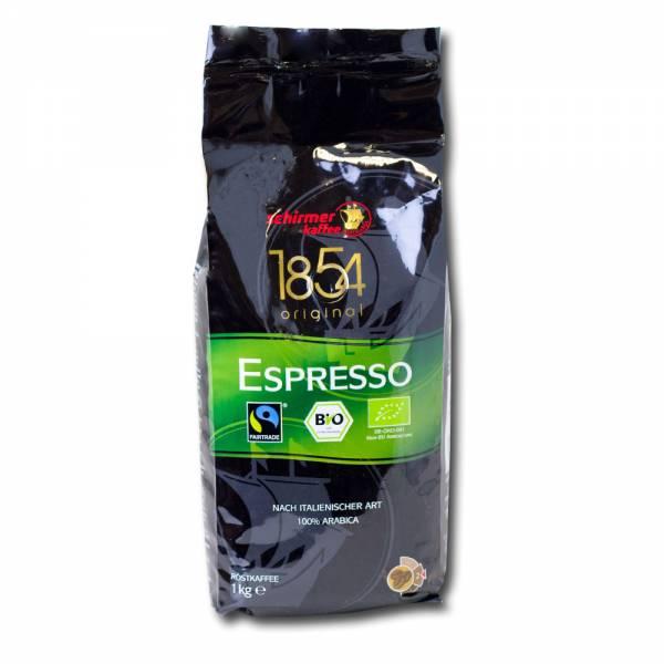 Schirmer Bio Fairtrade Espresso 100% Arabica