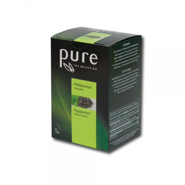 Pure Tea Selection Pfefferminze