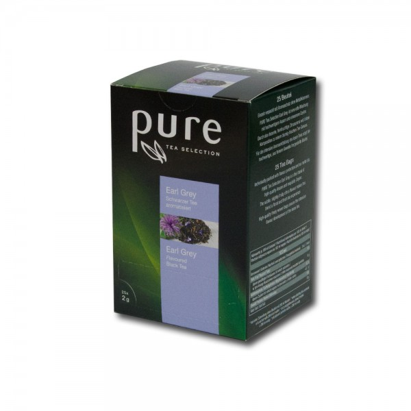 Pure Tee Earl Grey