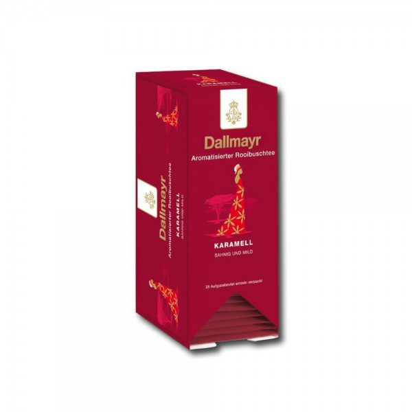 Dallmayr Rooibusch Karamell Tee
