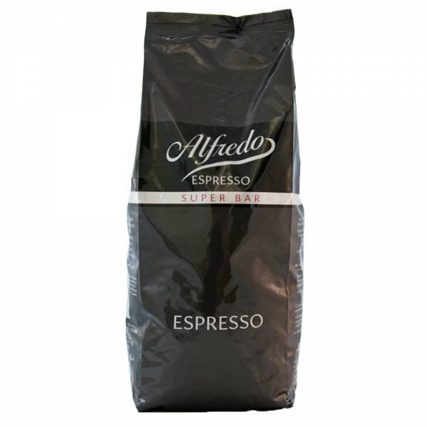 Alfredo Espresso Super-Bar 1kg Bohnen