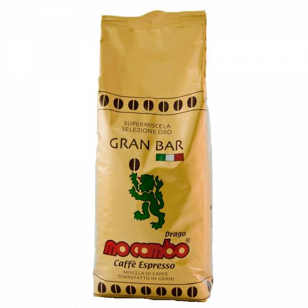 Mocambo Cafe Gran Bar 1kg Kaffee