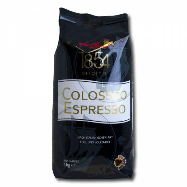 Schirmer Espresso Colosseo - 1kg Kaffee