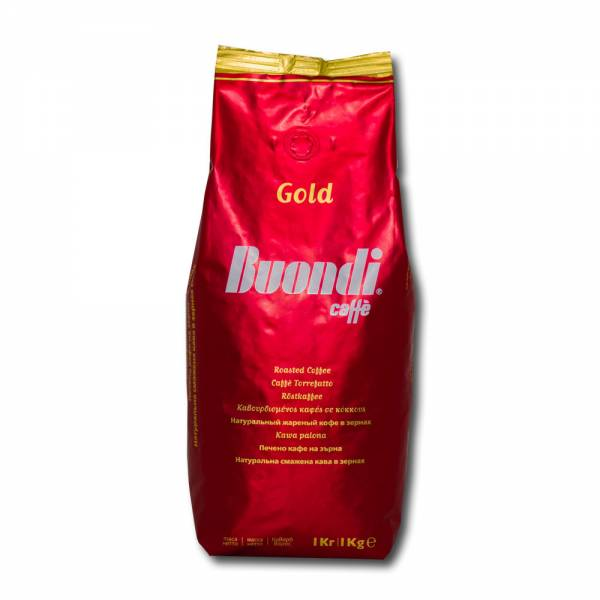 Buondi Kaffee Gold 1kg