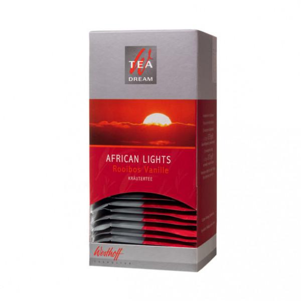 "Westhoff ""Tea-Dream"" Rooibos Vanille African Lights"